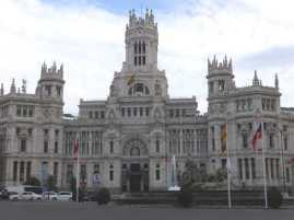 シベーレス宮02_マドリード_スペイン旅行記2014