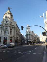 メトロポリス01_マドリード_スペイン旅行記2014