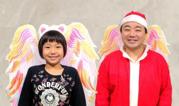 写真 天使な二人
