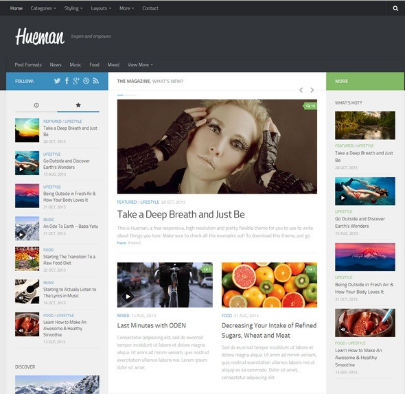 Hueman-wordpress-theme