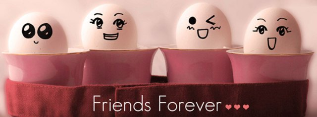Crafted Eggs For Friendship Facebook Cover Photo Specia