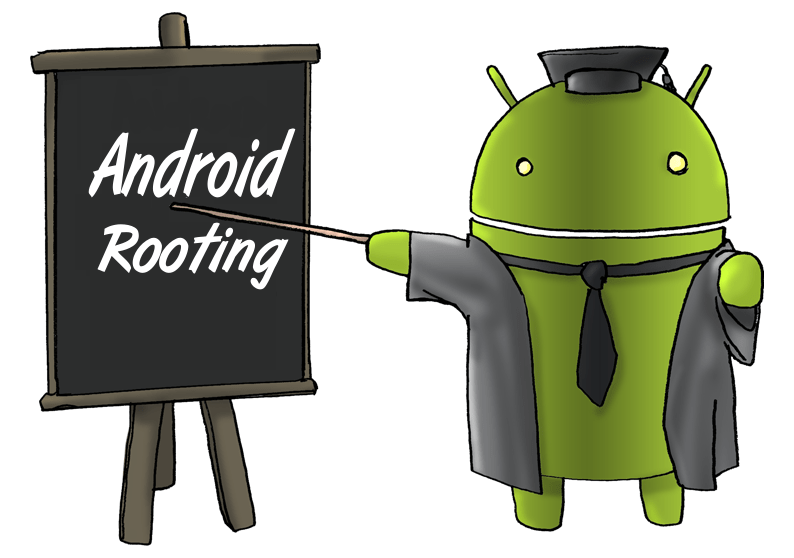 Rooting An Android Phone