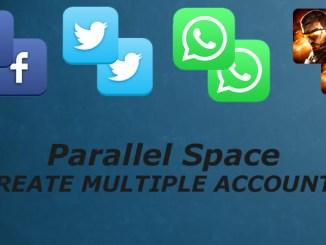 Parallel-Space-copy