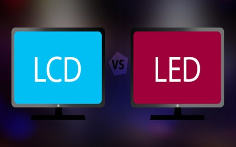 lcd and led