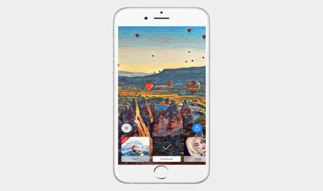 prisma iOS apps for Photography
