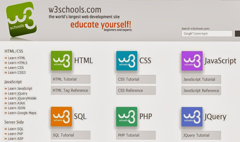 Best Tutorial Websites for Php 2017 - 8 SUBJECTS
