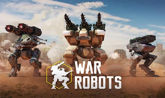 war roboots