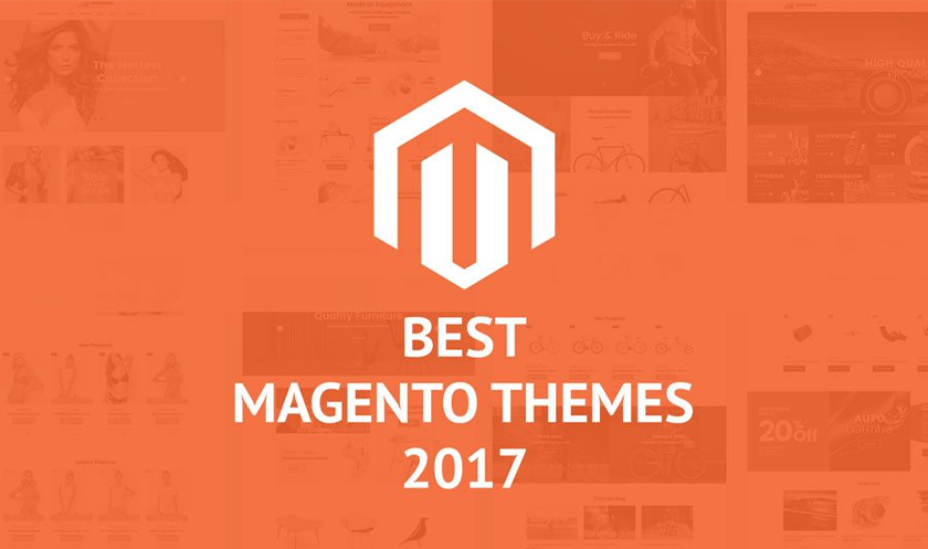 Top 25 Magento Themes 2017