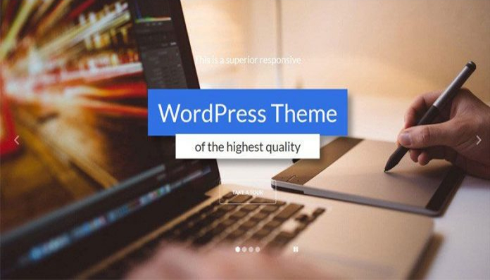 Top 25 WordPress Themes 2017