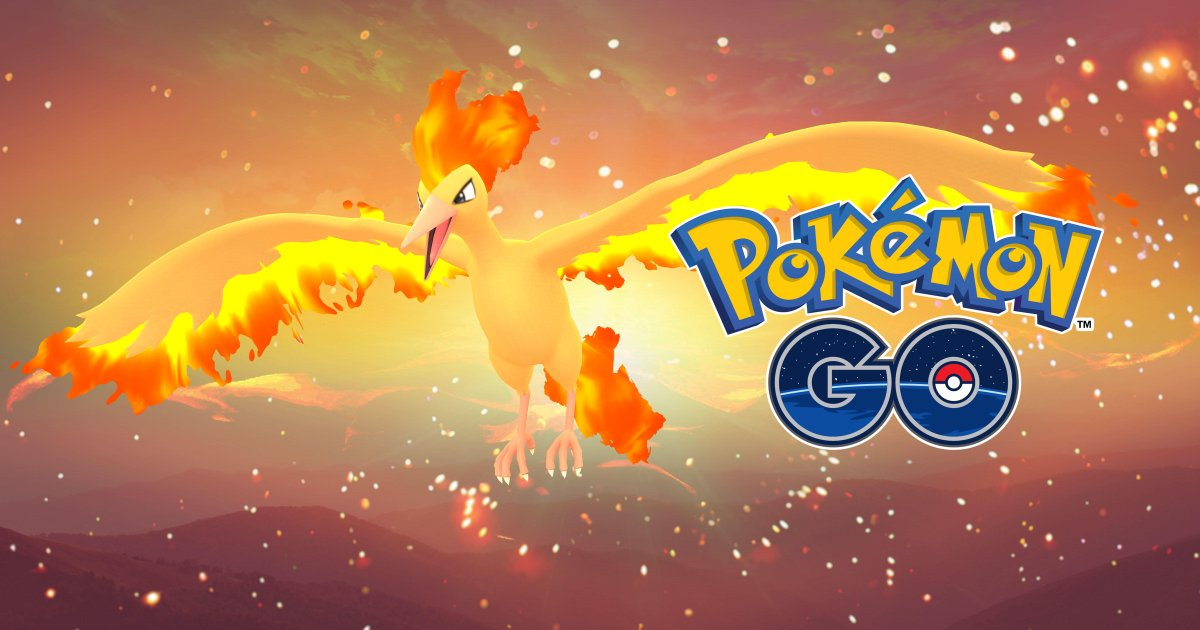 New Legendary Pokemon Go & the Characters