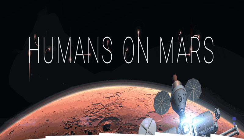 human mission to mars