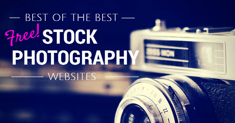stock photography websites