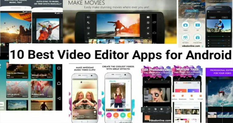 Top 10 Video Editing Apps in Android - 8 SUBJECTS
