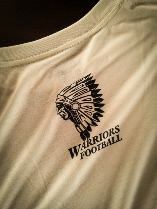 Warriors Football Logo