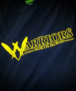 Warriors Feather W T