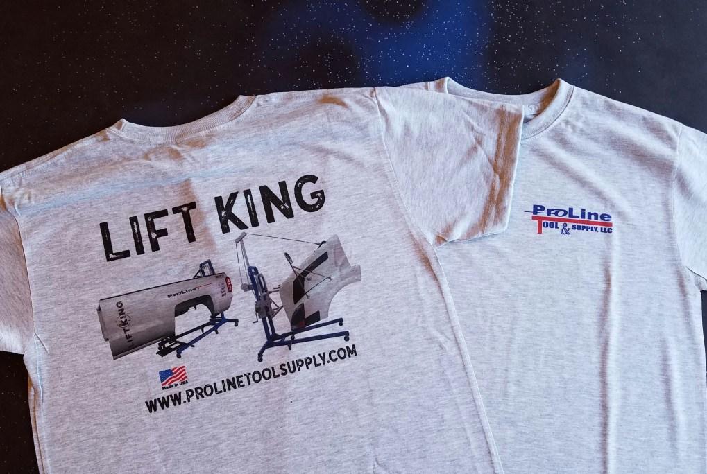 ProLine Tool T-shirt pic