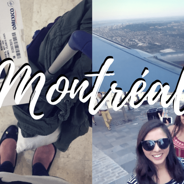 Vlog Montreal Aimee Curiel from 8va Avenida