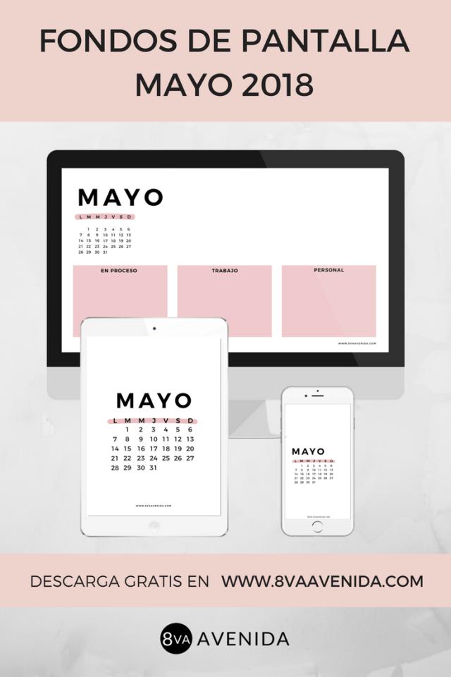 8va Avenida Fondos de escritorio Mayo 2018