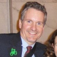 Todd Scott, executive director of the Detroit Greenways Alliance.