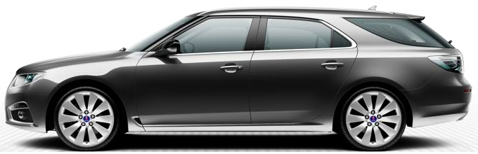 Saab-9-5-Sportkombi-Carbon-Grey
