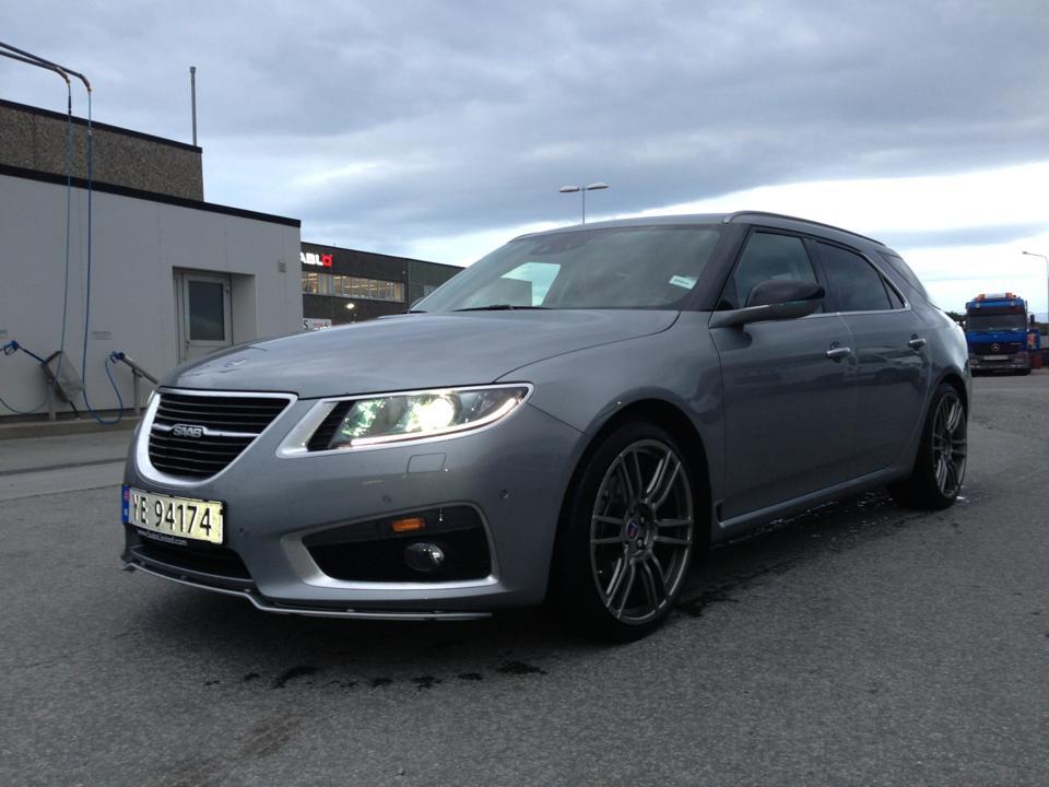 Saab norge