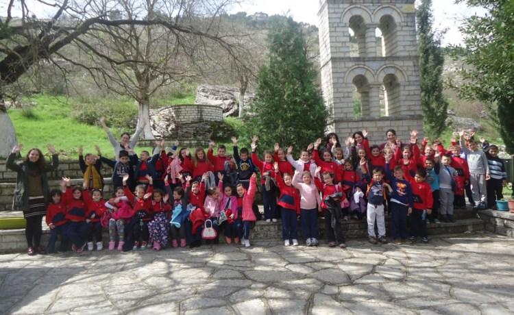 Ekskursion në kishën e Shën Parashqevisë
