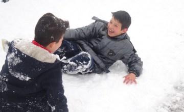Εκδρομή στα χιόνια