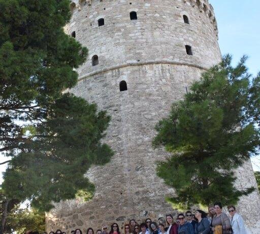 Ekskursioni i nënave në Selanik