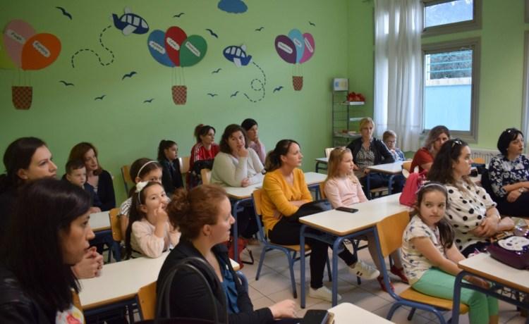 Mbledhja e parë prindër -mësues