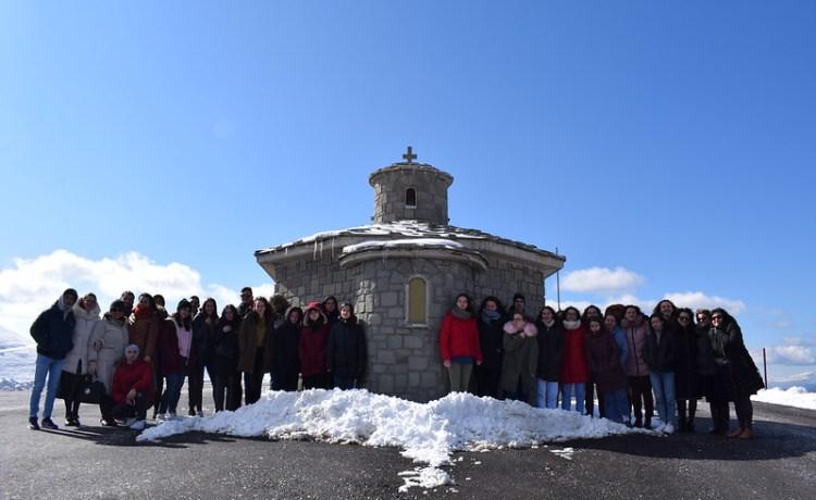 Një ekskursion i paharruar në Anilio pranë qytetit të Metsovos