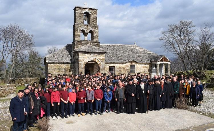 Καθαρά Δευτέρα στη Μονή Πέπελης, 2.3.2020