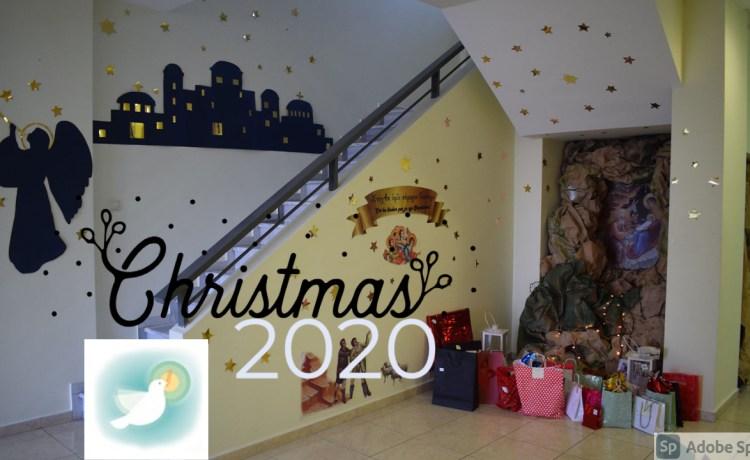 Διαδικτυακή χριστουγεννιάτικη γιορτή 2020 (Λύκειο)