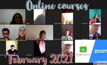 Mesime on-line- (15-19 shkurt 2021)