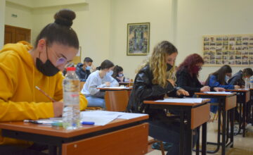 Ellinomatheia 2021 (Provimi i Gjuhës Greke)