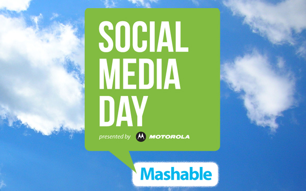 Social Media Day - June 30th