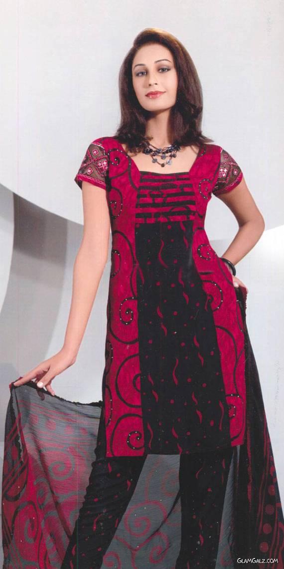Latest Indian Salwar Suits Fashion