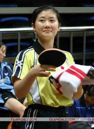 Top 10 Sexy Female Players at Olympics 2008