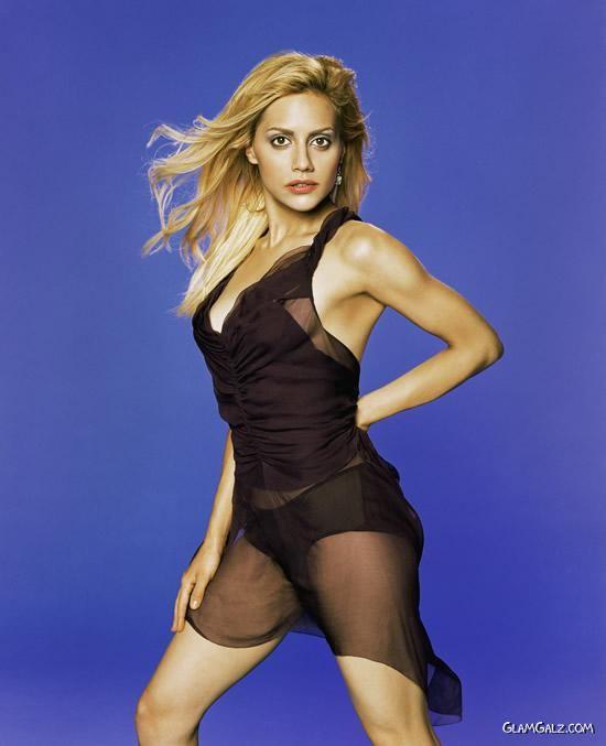 Pretty Brittany Murphy Photoshoot