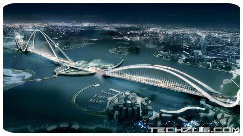 Dubai to Build World's Largest Arch Bridge