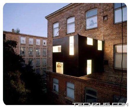 Amazing Rucksack House