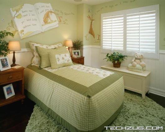 Cute Kids Bed Rooms