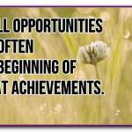 Great Achievements! – 905business.com