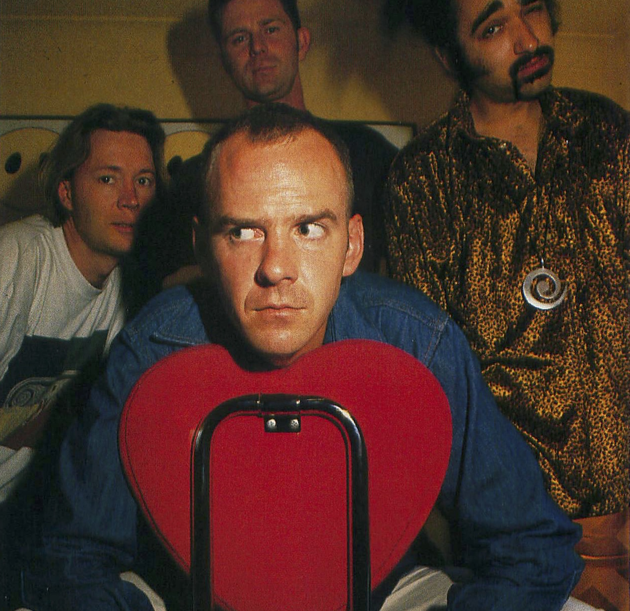 Norman Cook lays it all bare… [October 1995]