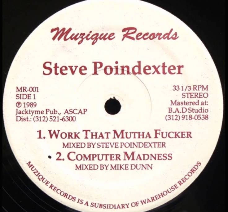 THROWBACK THURSDAY: Steve Poindexter - Computer Madness [1989]