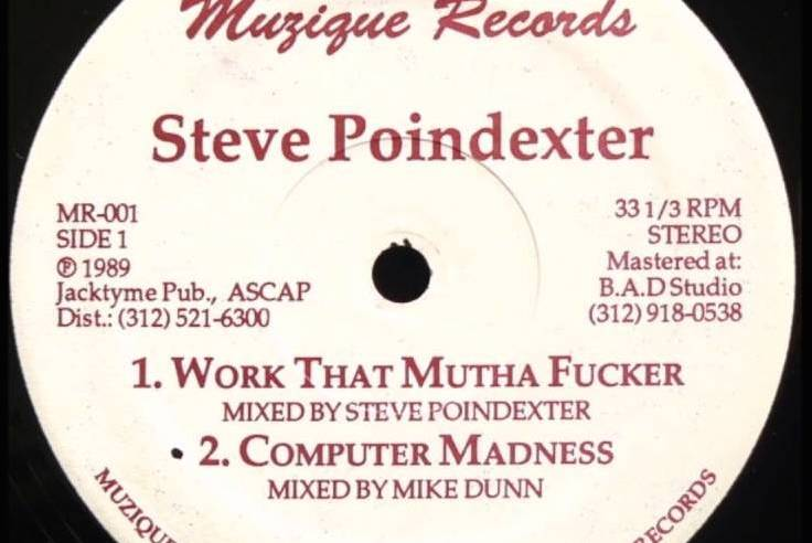 THROWBACK THURSDAY: Steve Poindexter - Computer Madness [1989]