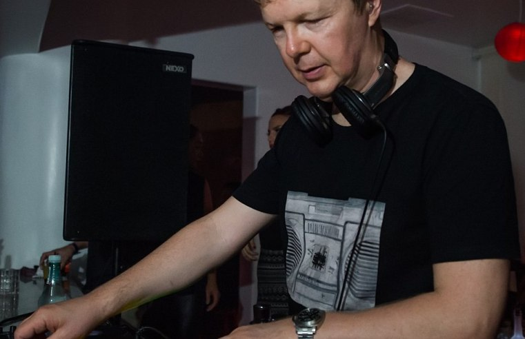 John Digweed on the politics of all-night raves... [February 1991]