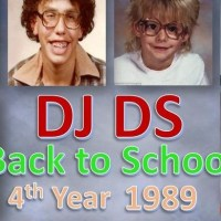 "Auf nach 1989: ""DJ DS Goes Back to School"" 4th Year (Mix)"