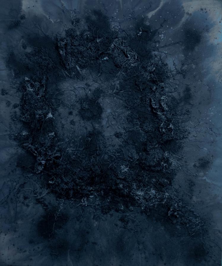 Andre Pagano - Dark Matter - Detail