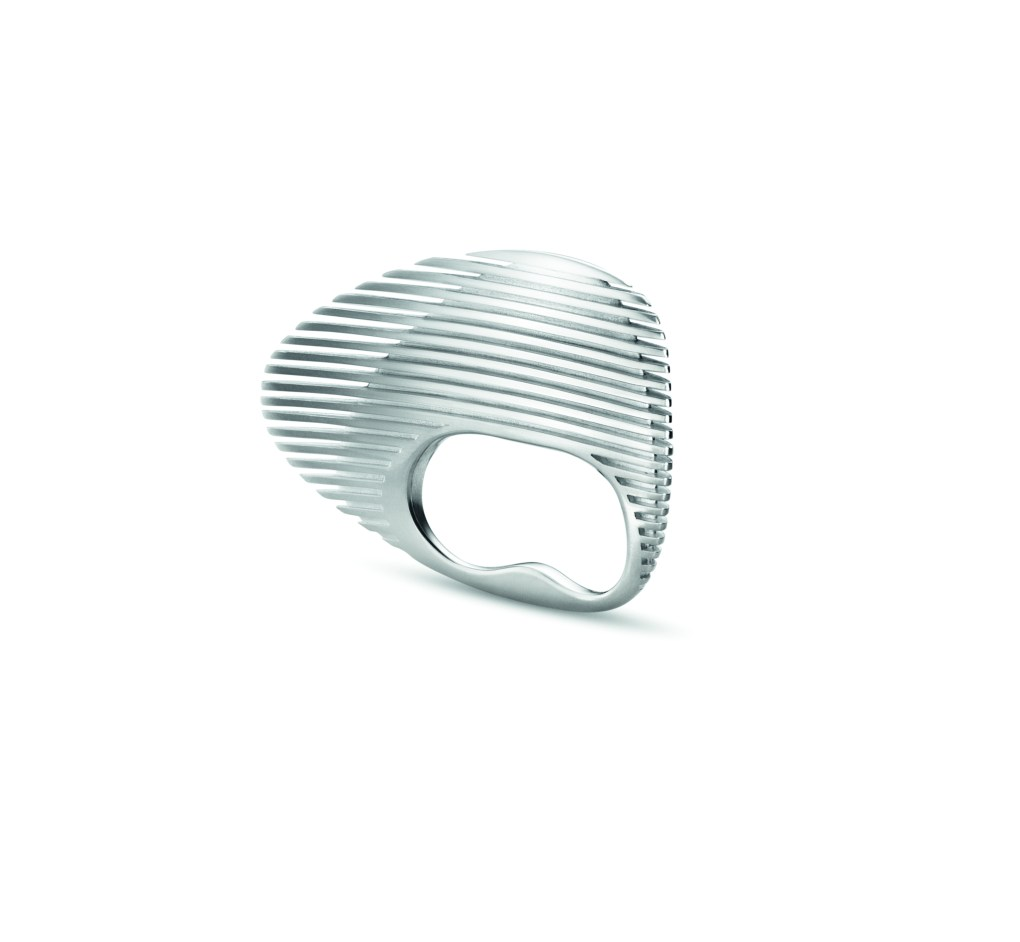 zaha hadid for georg jensen Ring