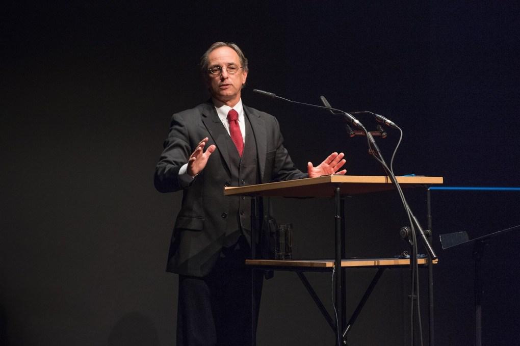 Arquitecto y urbanista Julio César Pérez. Foto cortesía de Fundación por la Arquitectura